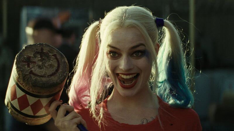 Margot Robbie will bash that petition to oblivion