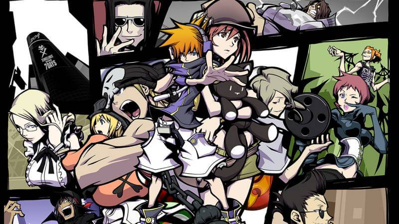 The World Ends With You from Square Enix