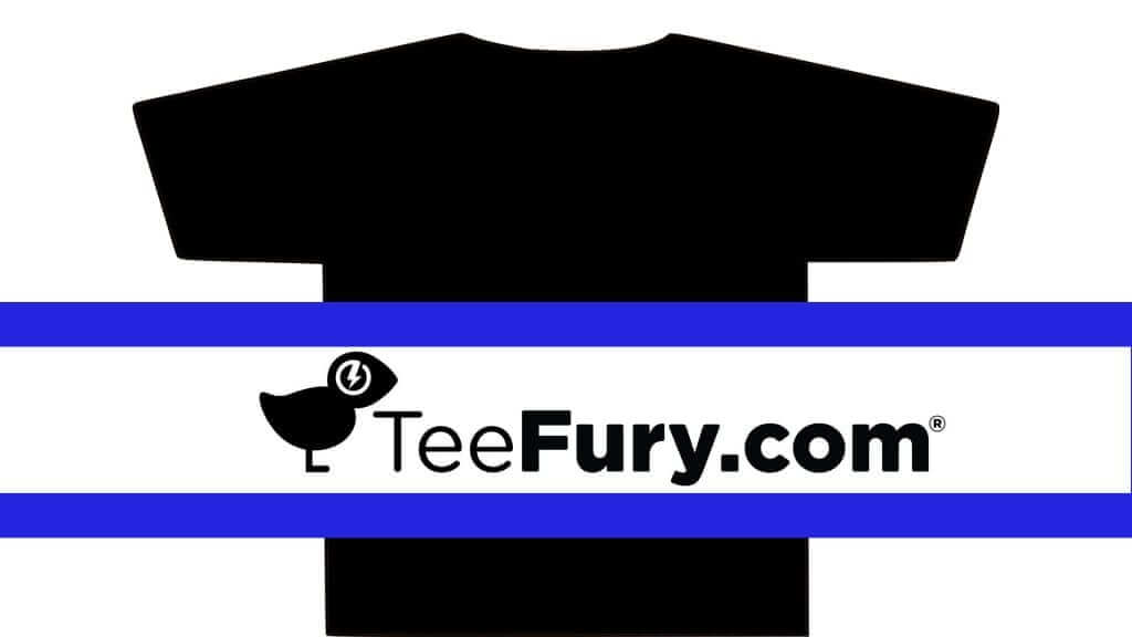 TeeFury: Custom T-Shirts and More! - Review