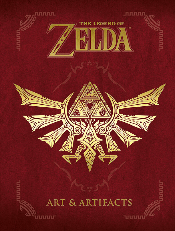 ZELDA-Art-&-Artifacts-Cover