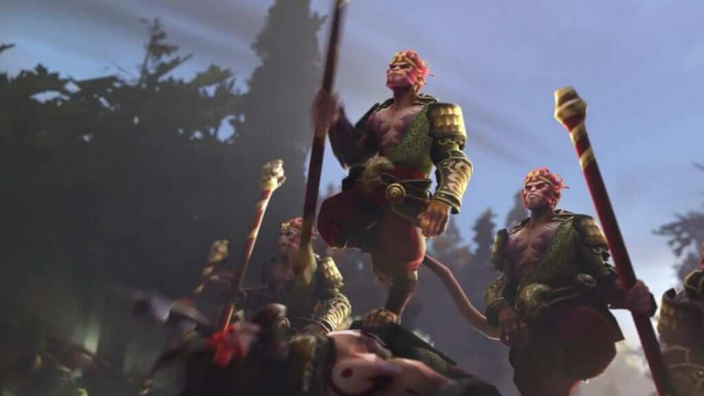 Dota 2 - The Monkey King Is Coming Soon