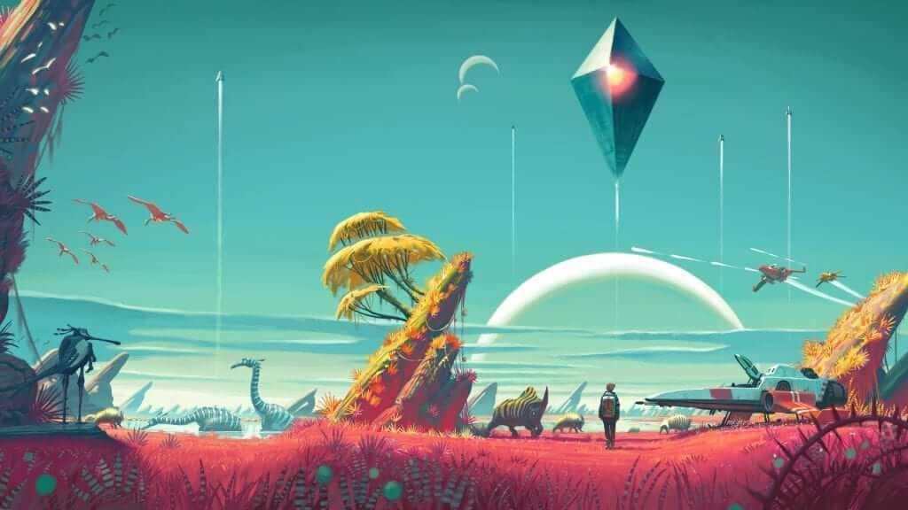 No Man's Sky Receives Slight PC Release Delay