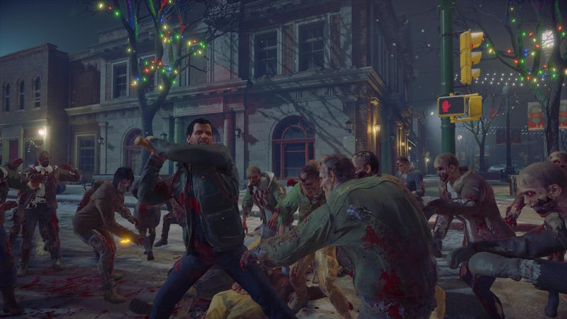 dead rising- capcom