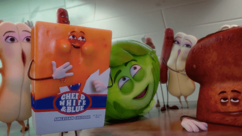 "Sausage Party still has some ""bite"""