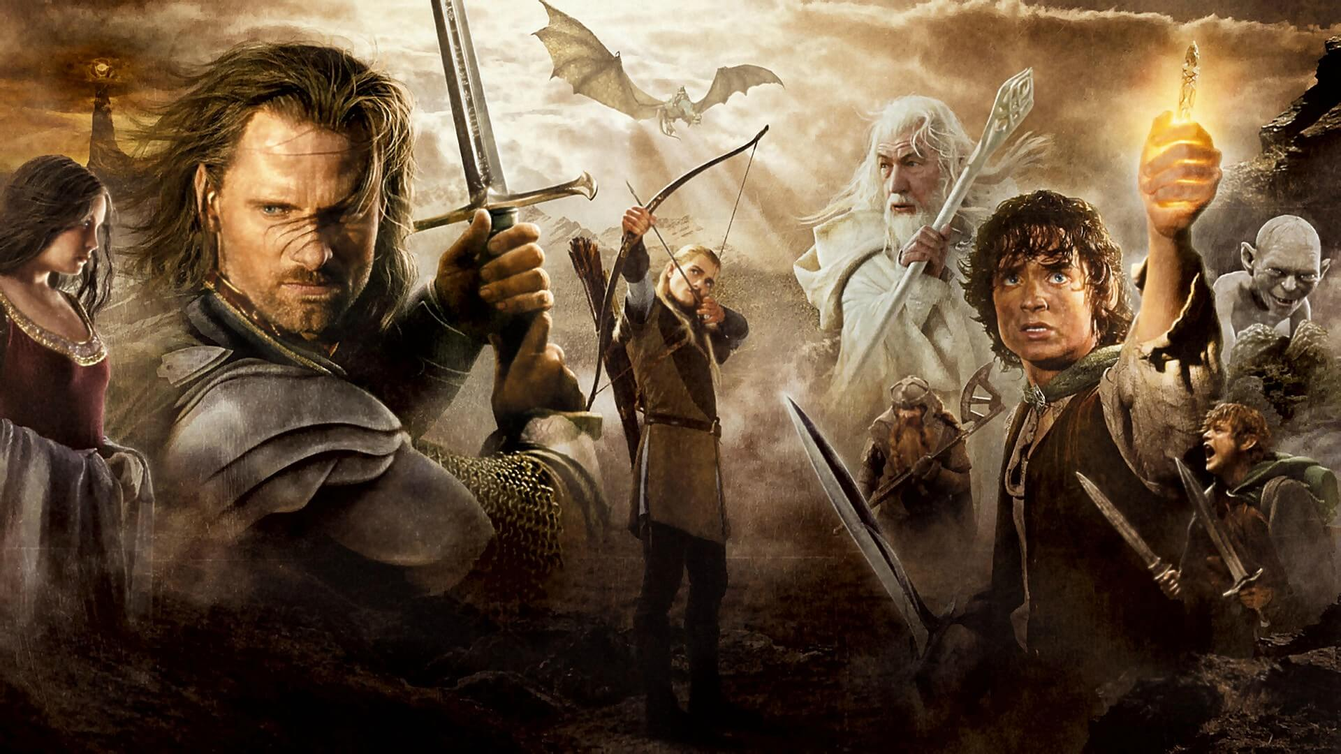Ultimate Lord of the Rings and Hobbit Box Set Revealed