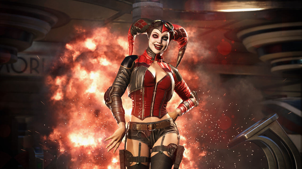 Injustice 2 Trailer Adds Harley Quinn and Deadshot