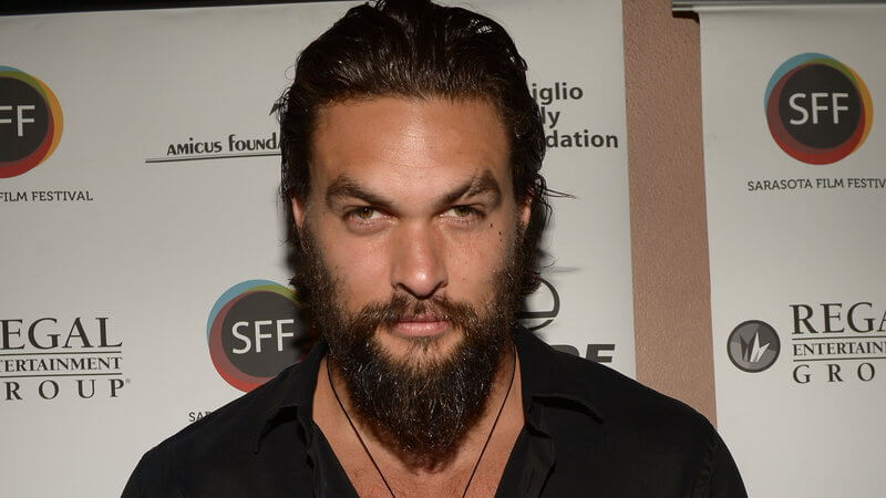 Jason Momoa is set to goth it up on The Crow.