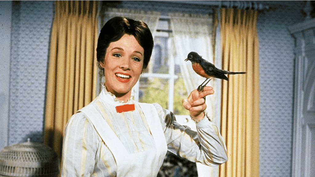 New Mary Poppins Gets Julie Andrews' Approval
