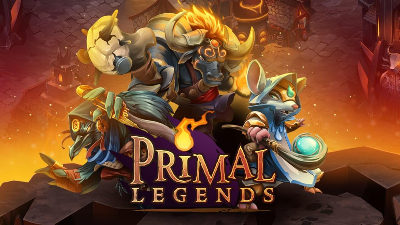 Primal Legends Available Now on iOS and Android