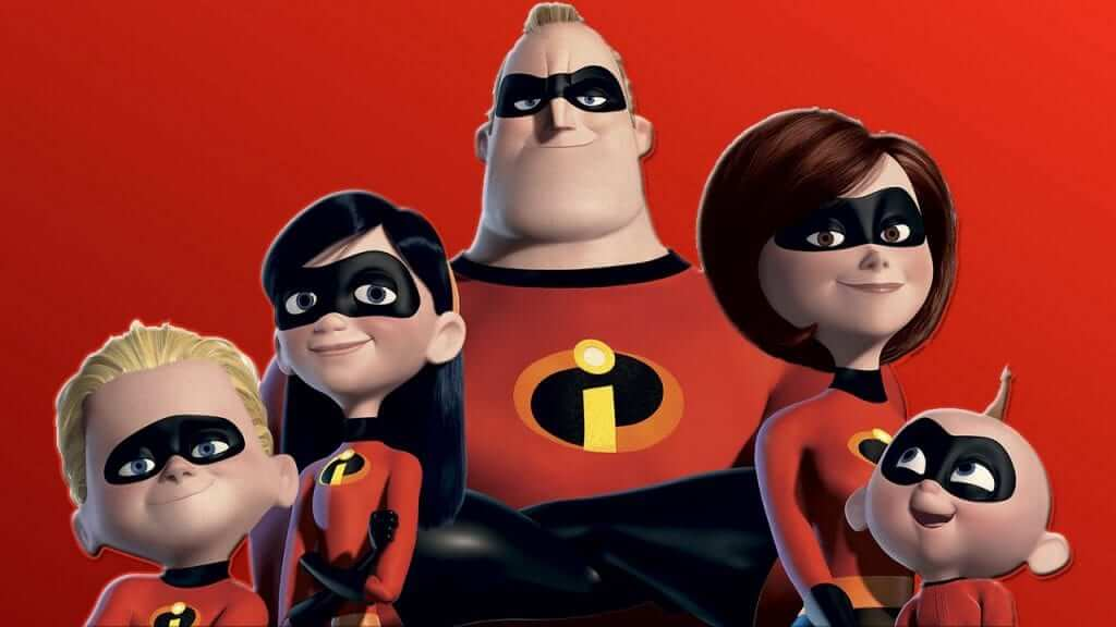 Incredibles 2 Being Taken In