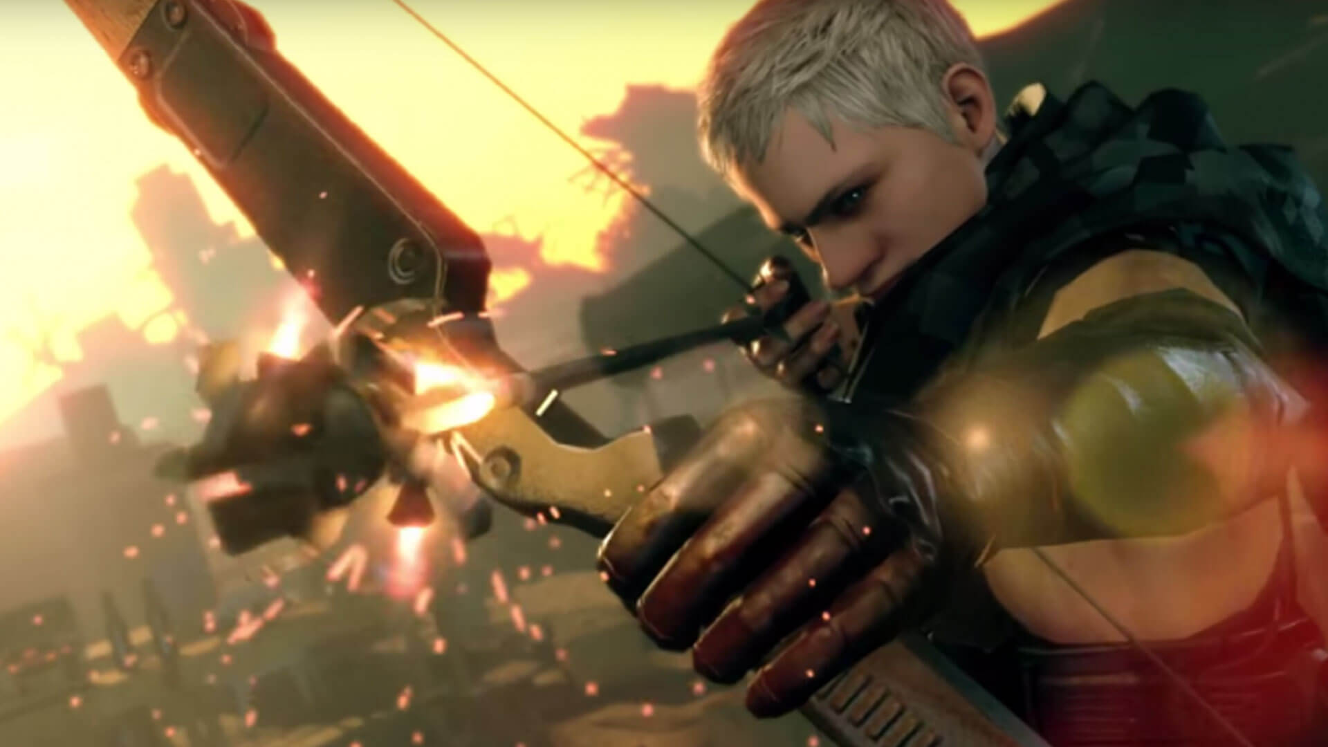 Metal Gear Survive Revealed at Gamescom