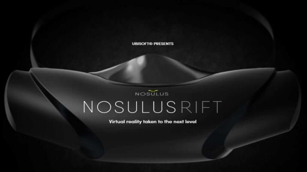 Ubisoft to Debut 'Nosulus Rift'