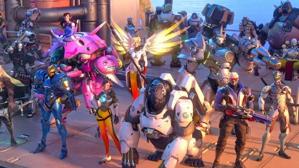 Overwatch Characters Could Retire Some Day