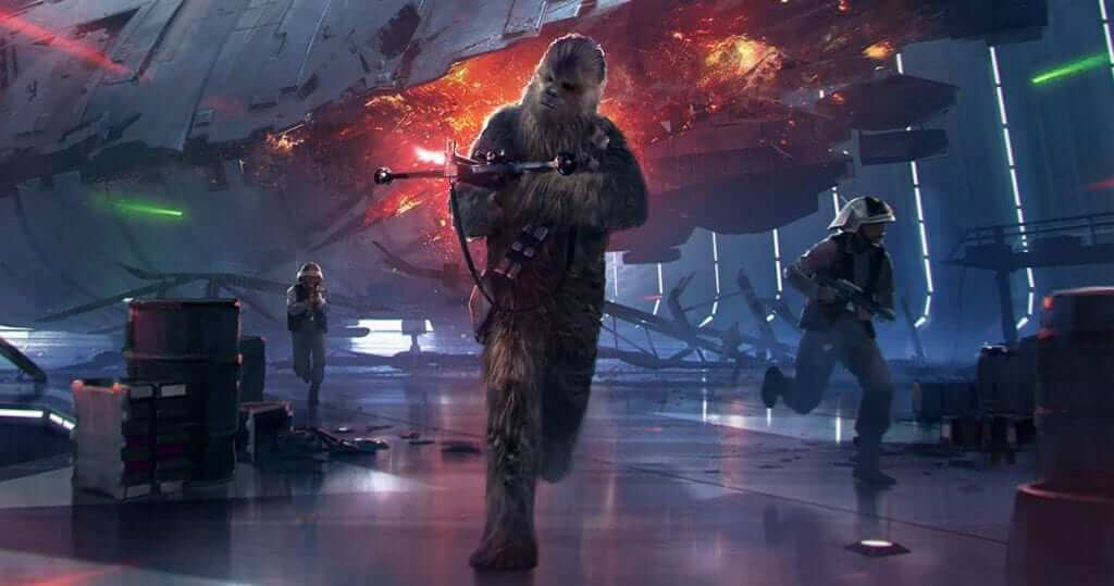 Star Wars Battlefront Brings Players to the Death Star