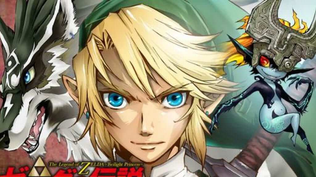 Legend of Zelda: Twilight Princess Manga Comes In March
