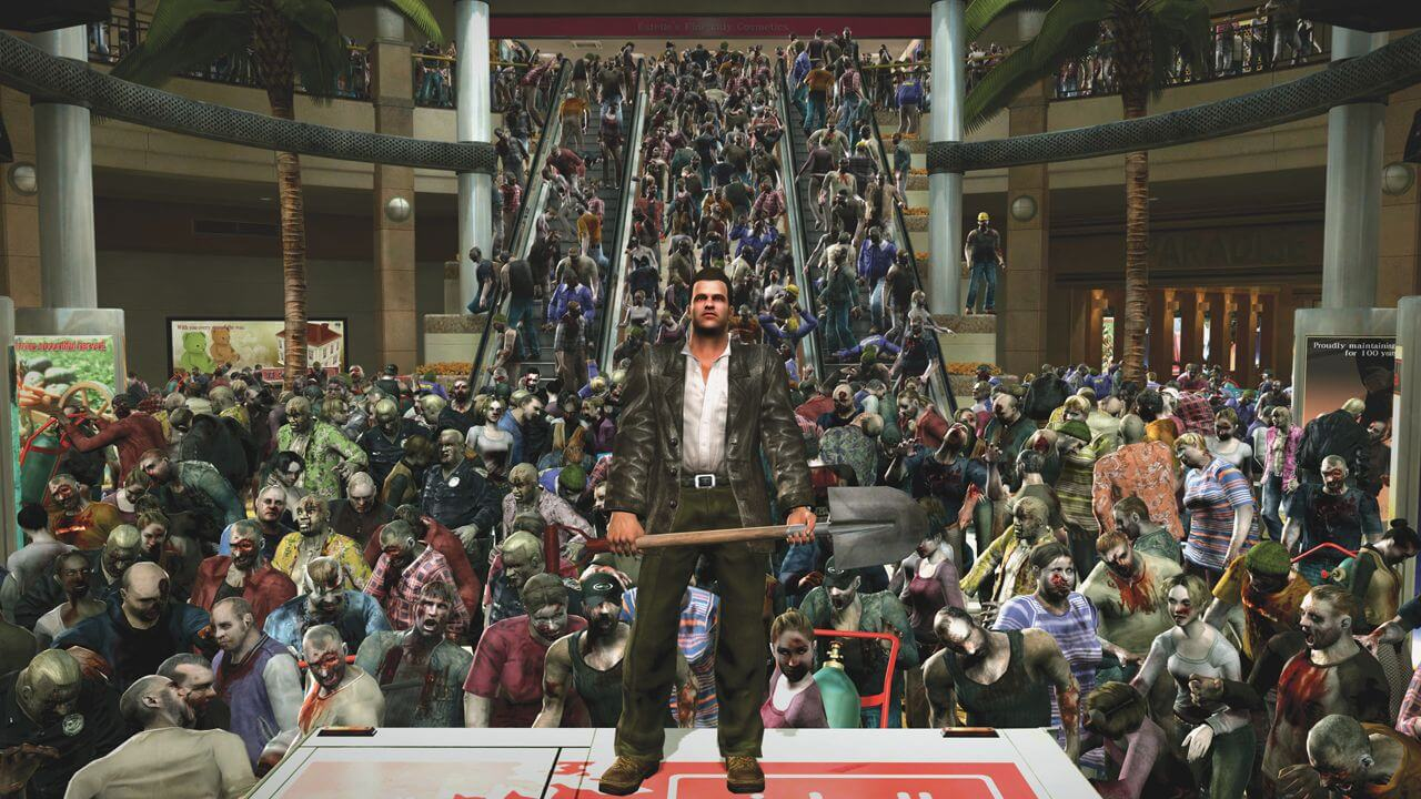 Capcom Releasing Remastered Dead Rising