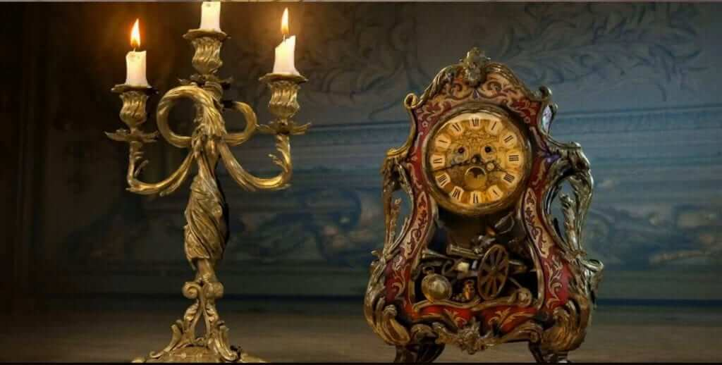 Disney Hits High Note with Lumiere and Cogsworth