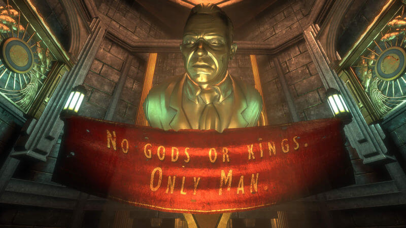 Graphics have been updated on every single Bioshock game to make it look more beautiful