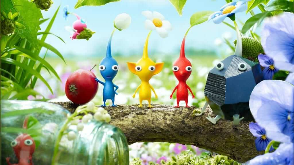 Speedrun Fast: Pikmin 3 With a Heinous Twist
