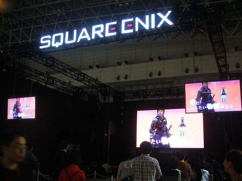Tokyo game show- Square Enix
