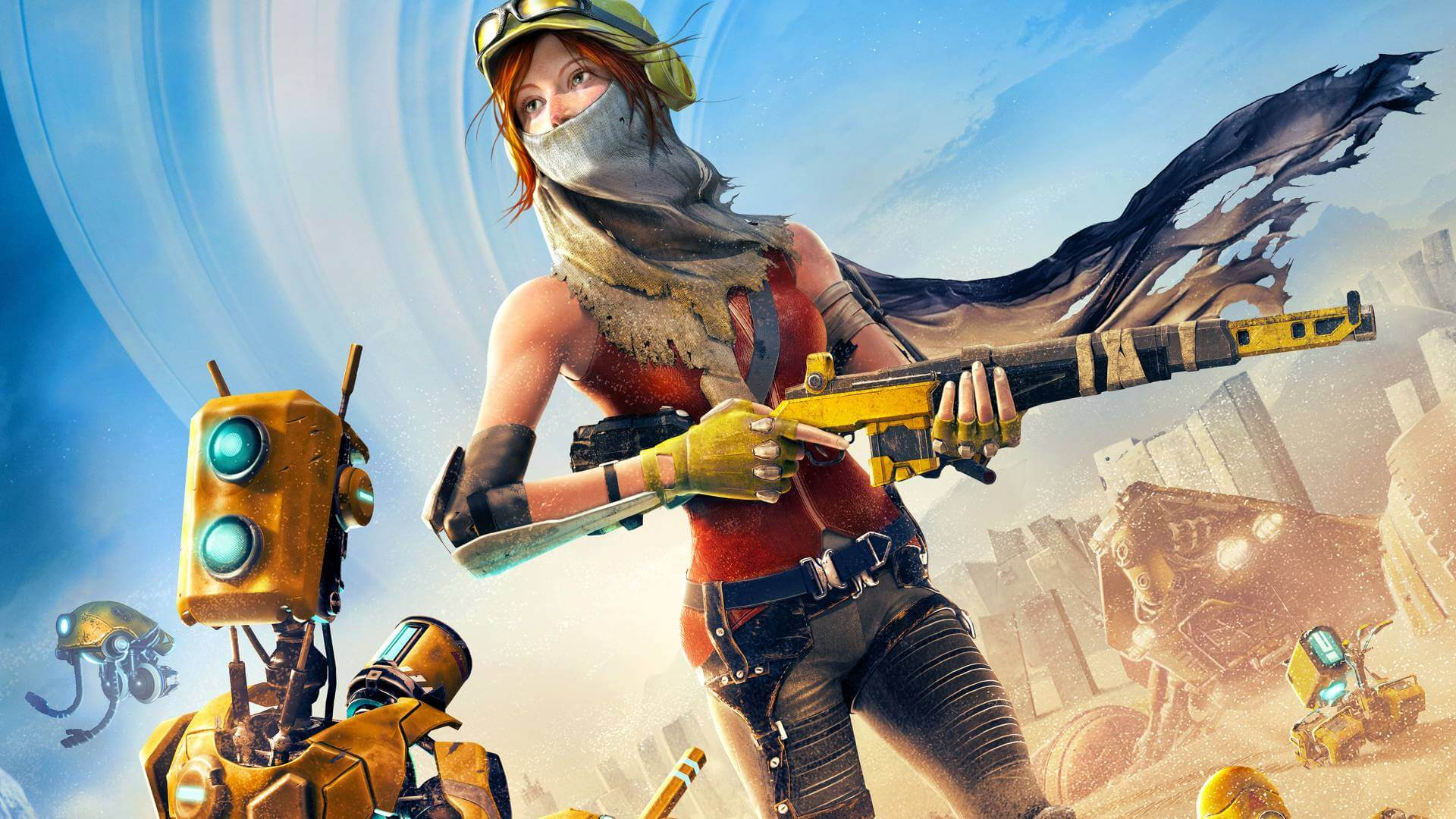 ReCore: Why 3D Platformers Need to Come Back
