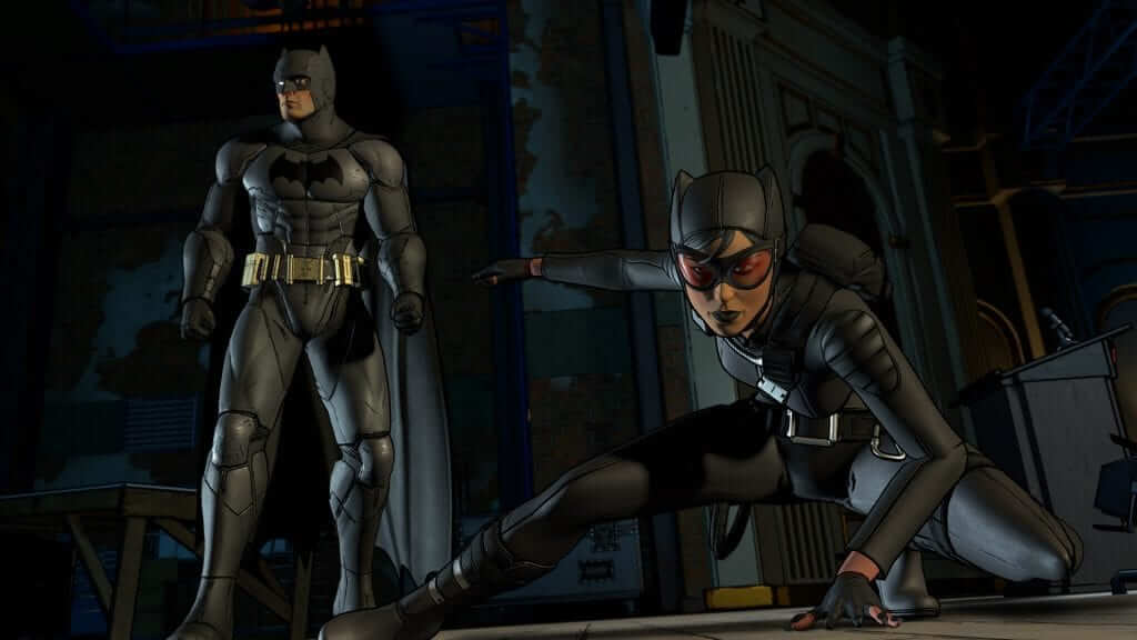 Batman: The Telltale Series - Episode 2: Children of Arkham Review