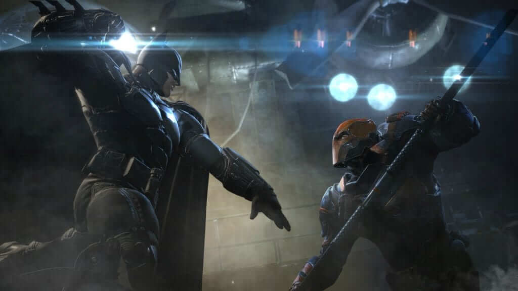 Deathstroke Cast for Batman Solo Film