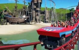 Planet Coaster Releases New Trailer Featuring Coaster Crash