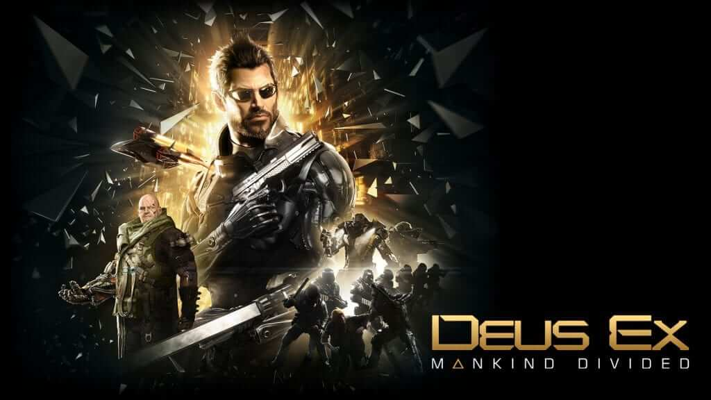 Deus Ex: Mankind Divided Pre-Order Content Now Available For Free