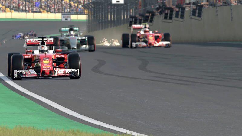 F1 2016 Race image
