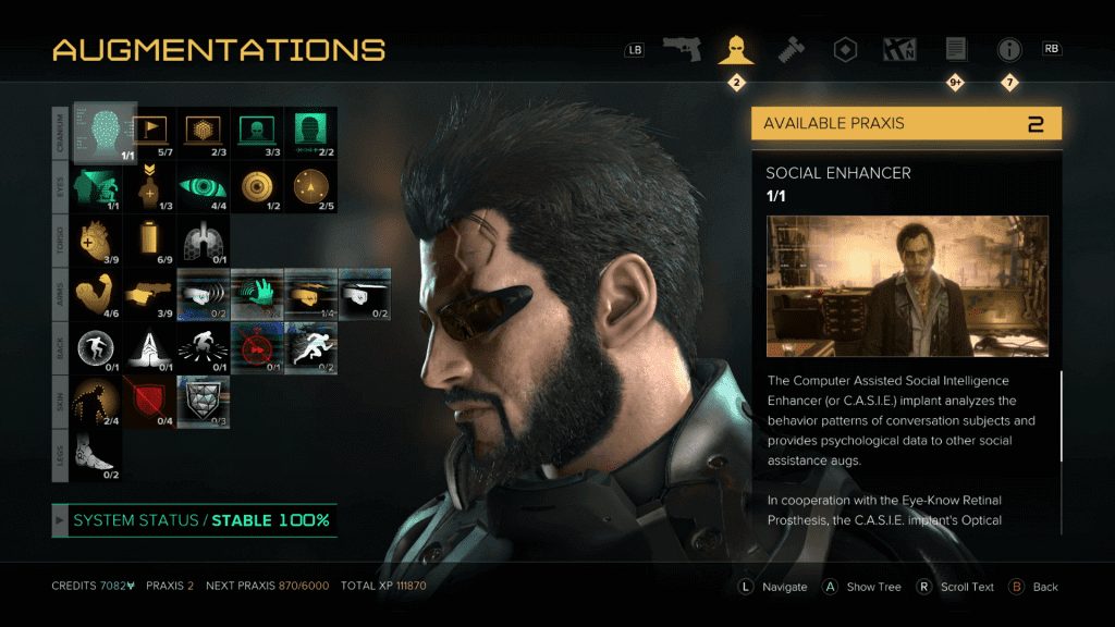With Some Many Abilities To Choose From, Deus Ex: Mankind Divided Can Feel Daunting