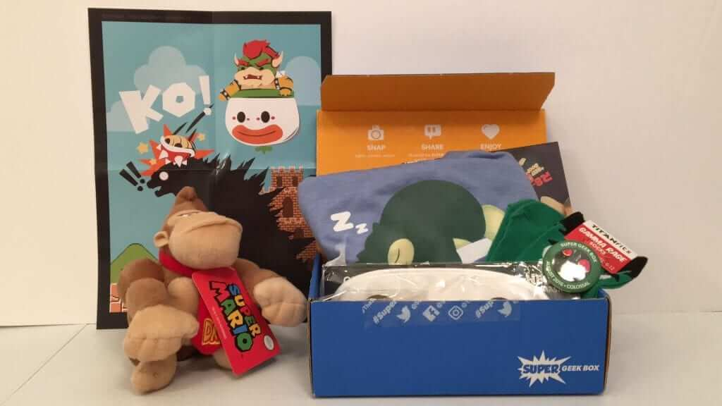 Super Geek Box: Snorlax, Hulk, Baymax & More - Colossal Review