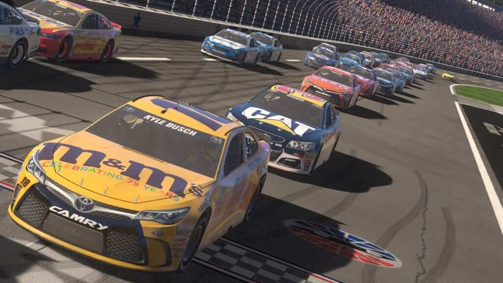 NASCAR Heat Evolution Review