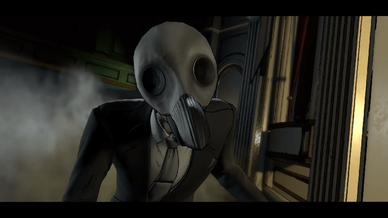 Penguin still cleans up pretty good when he wants to in Batman: A Telltale Series.