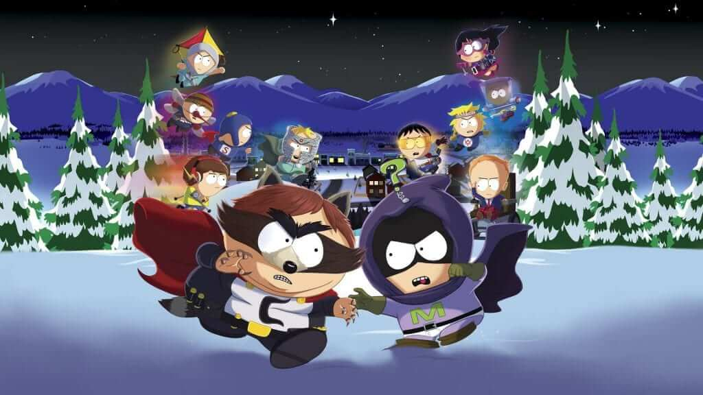 South Park: The Fractured But Whole Delayed