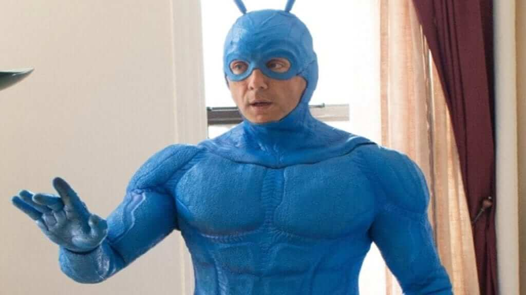 Amazon Orders Full Series Of 'The Tick'