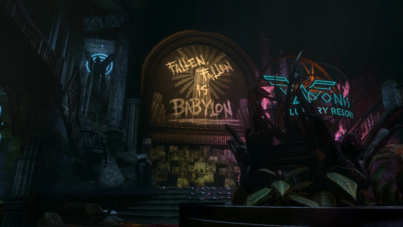 Bioshock 2 is the weakest of the collection, though it does look and sounds great.