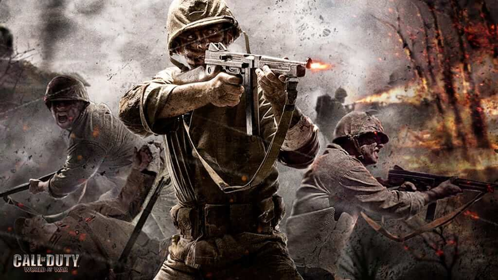 Call of Duty: World at War Now Backwards Compatible for Xbox One