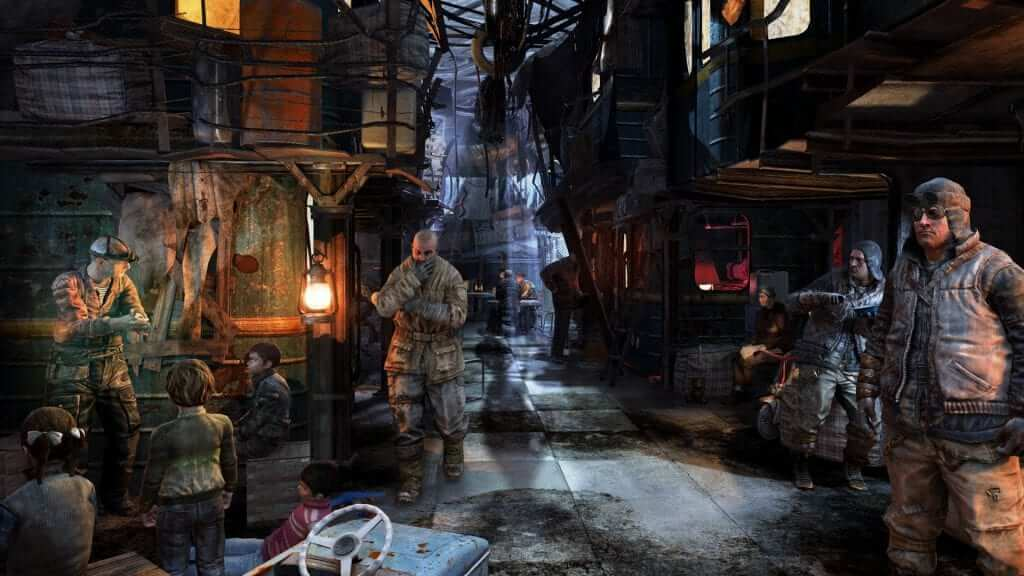 Metro: Last Light Developer Teases Possible New VR Game
