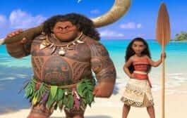 Trailer for Disney's Moana Released