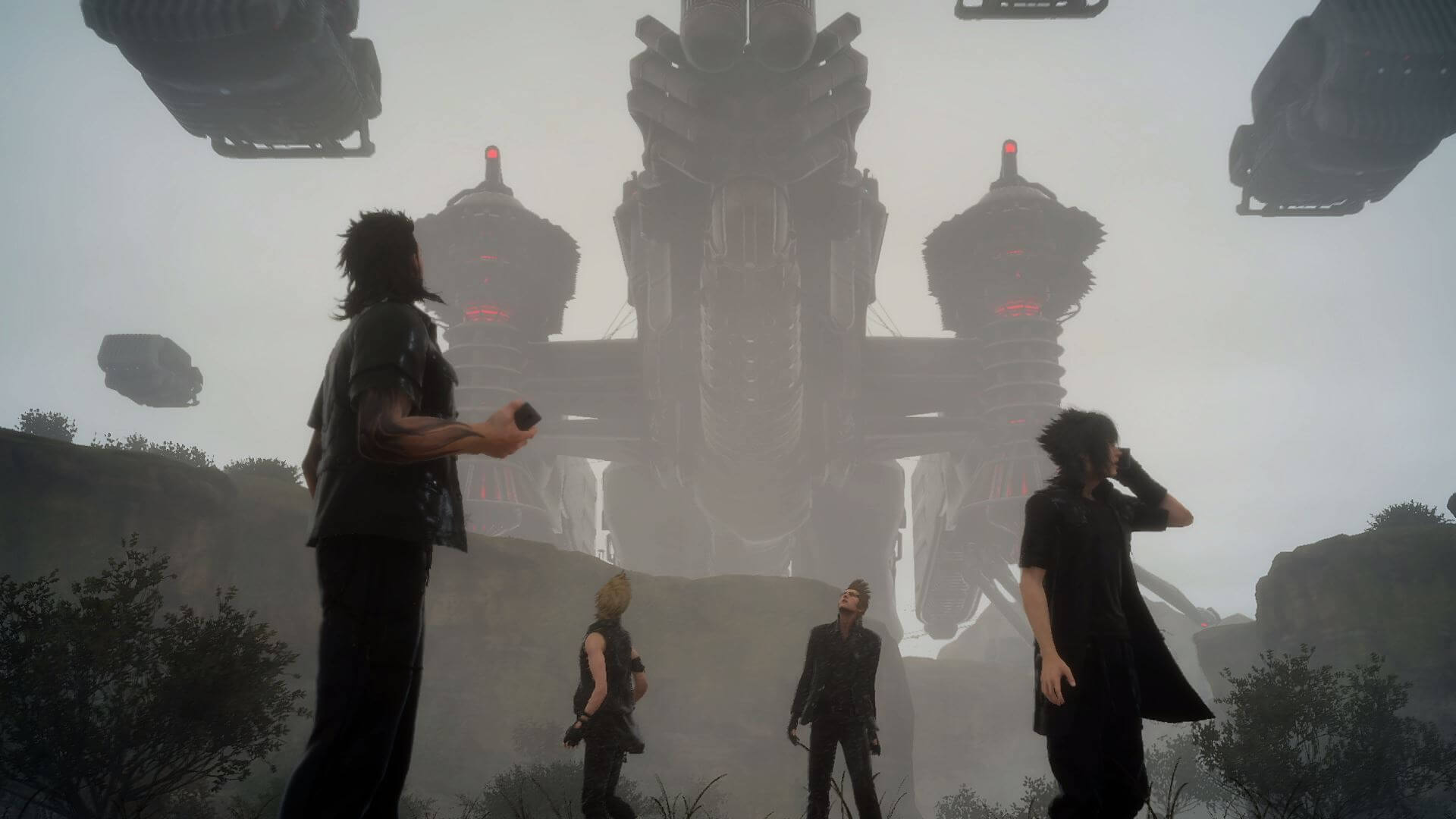 Final Fantasy XV Will Take Place Over Ten Years