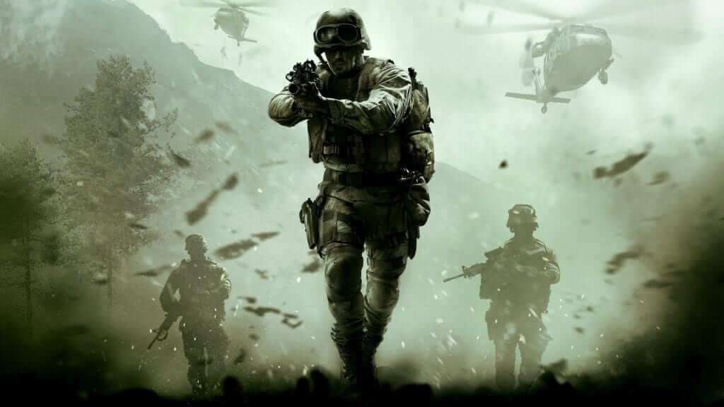 Call of Duty Modern Warfare Remastered Multiplayer Revealed