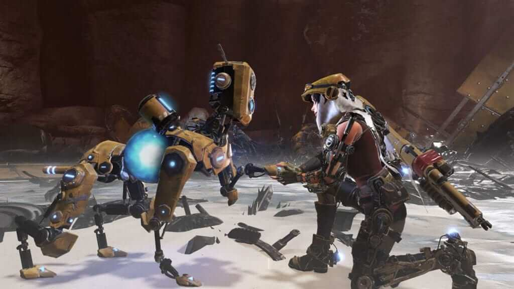 ReCore PC Requirements Revealed