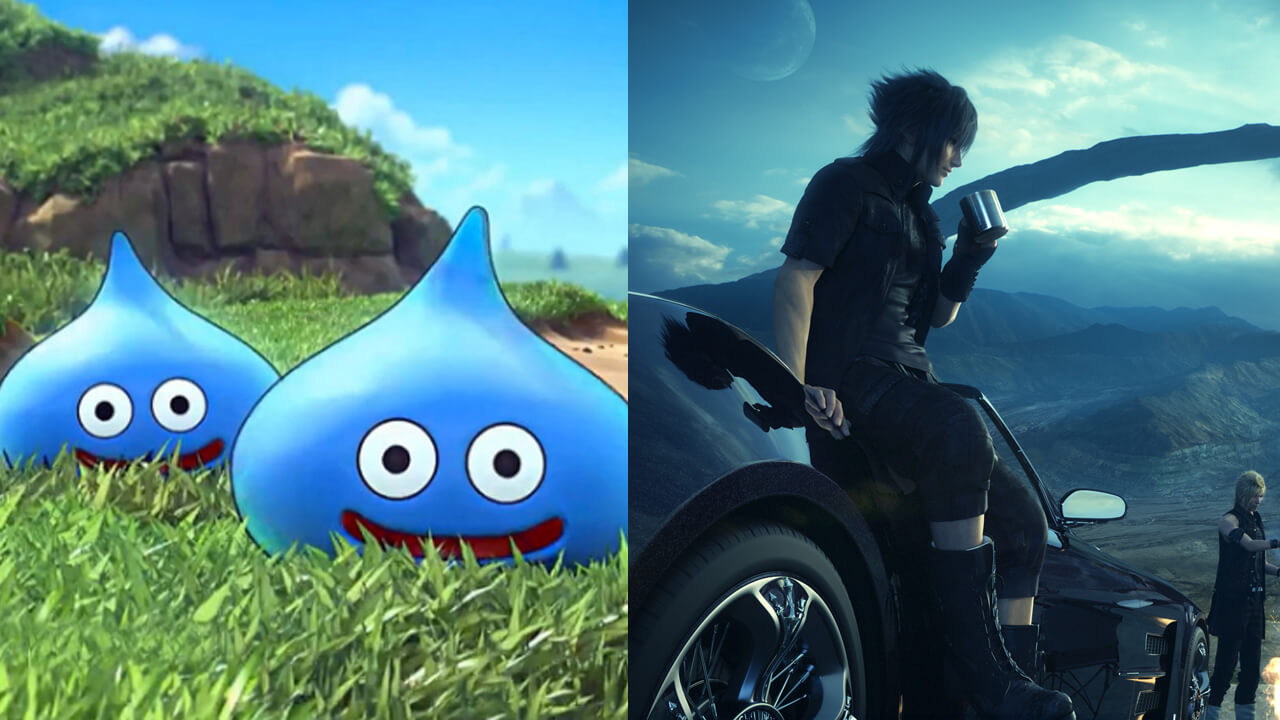 Square Enix Double Feature: FFXV and DQ