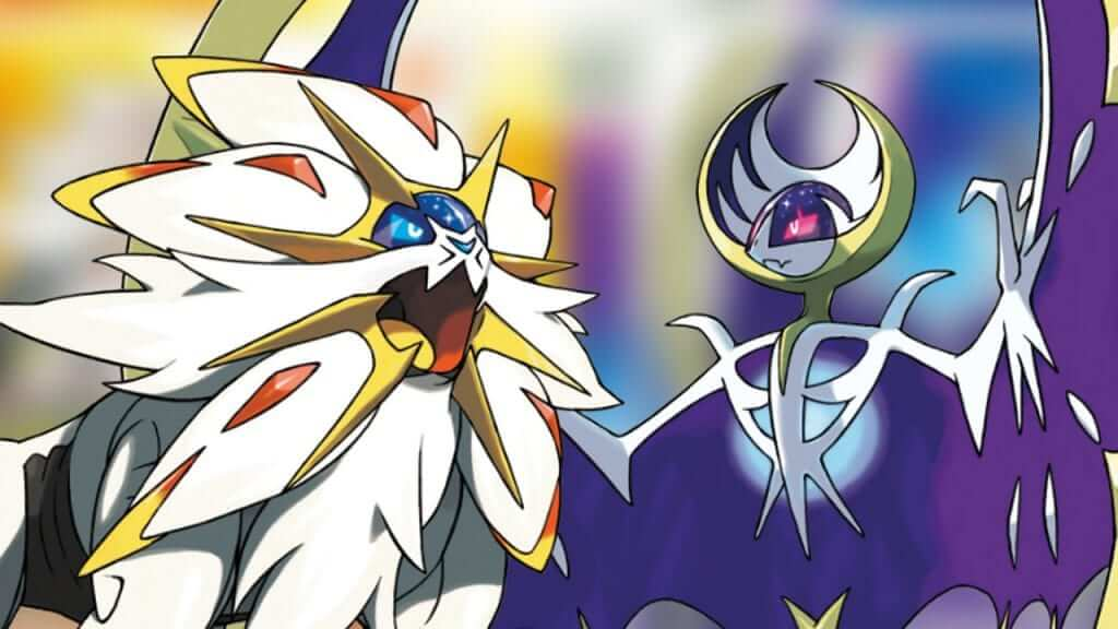 Updated: Pokemon Sun and Moon: Rockruff and Ultra Beasts Revealed