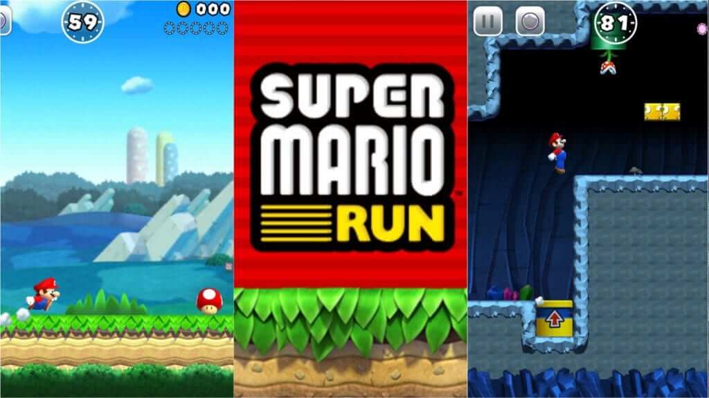 Nintendo Announces 'Super Mario Run' For iOS