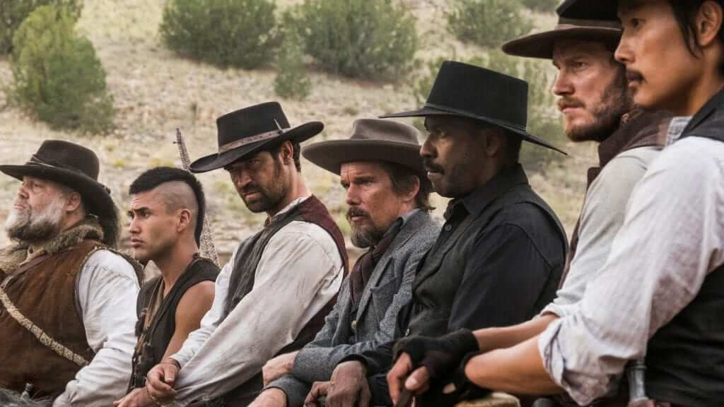 The Magnificent Seven Shoots to the Top of the Weekend Box Office