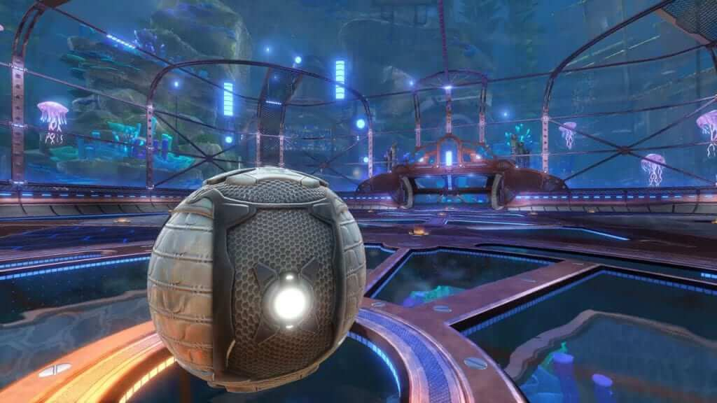 Rocket League Gets Aquatic With New AquaDome Map Trailer