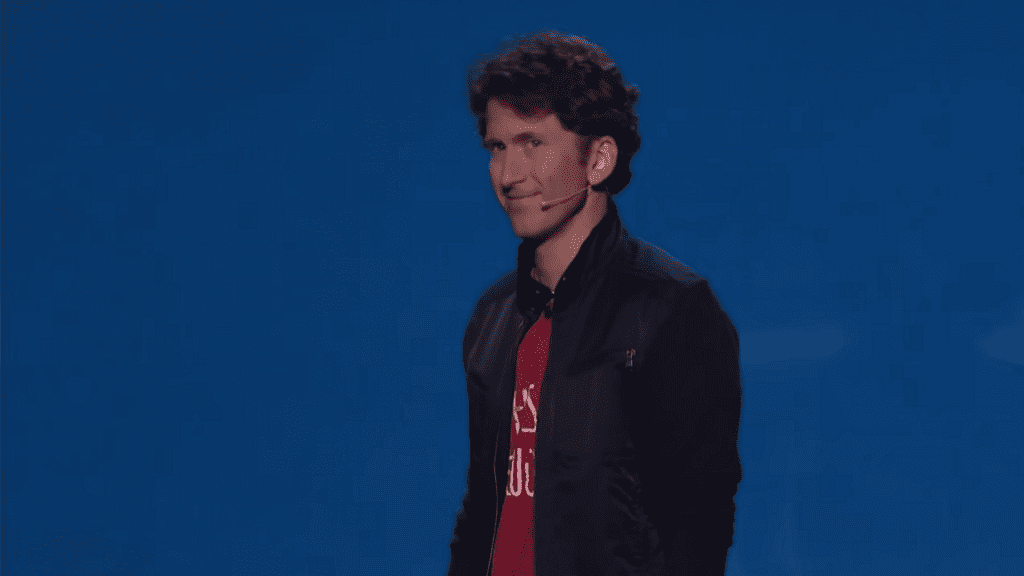 Todd Howard Takes The Stage At E3 2015