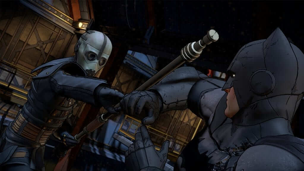 Batman: The Telltale Series - Episode 3: New World Order Review
